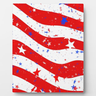 Us Stars And Stripes America Flag American Flag Plaque