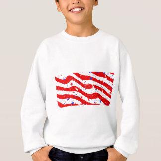 Us Stars And Stripes America Flag American Flag Sweatshirt