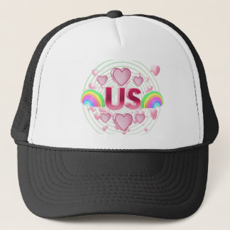 Us Trucker Hat
