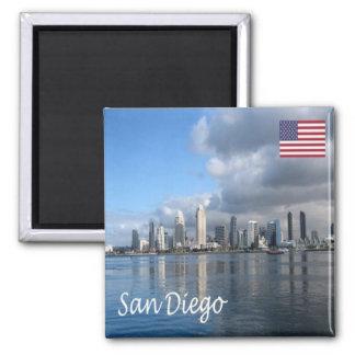 US - United States of America - San Diego Magnet