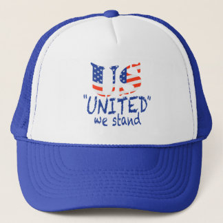 US UNITED WE STAND HAT