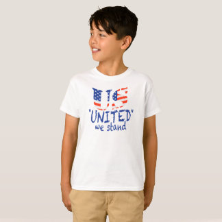 US UNITED WE STAND T-SHIRT