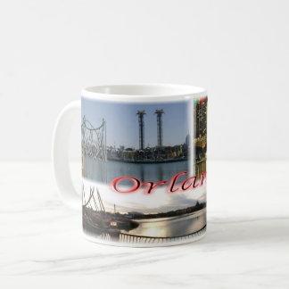 US Usa - Florida - Orlando - Incredible Hulk Coast Coffee Mug