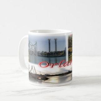 US USA - Orlando Florida - Coffee Mug