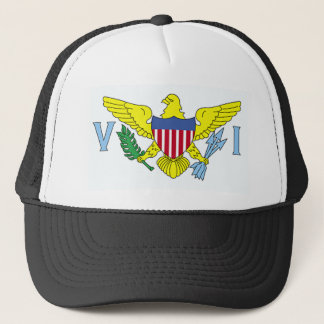 US Virgin Islands Trucker Hat