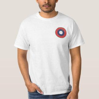 US WWI EDDIE RICKENBACKER AIRCRAFT MARKINGS T-Shirt