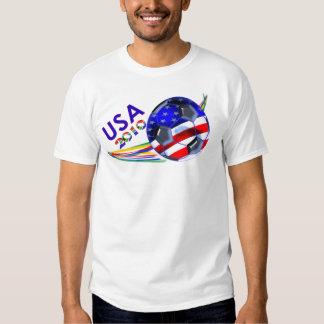 USA 2010 Soccer  T-Shirt