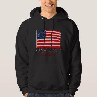 Usa 2012 london hoodie