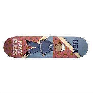 USA 2 Skateboard