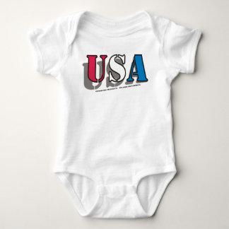 USA 2 TEE SHIRT