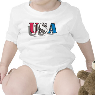 USA 2 TEE SHIRTS