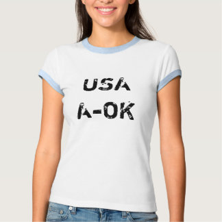 USA A-OK TSHIRT