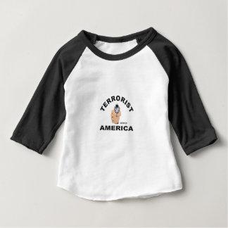 usa aims to kill terrorist baby T-Shirt