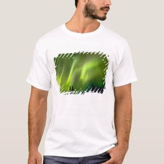 USA, Alaska, Chena Hot Springs. Aurora 3 T-Shirt