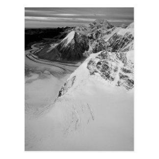 USA, Alaska, Denali National Park, Aerial view Postcard