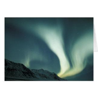 USA, Alaska, Gates of the Arctic National Card
