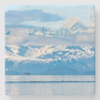 USA, Alaska, Glacier Bay National Park 7 Stone Coaster