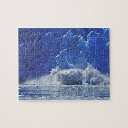 USA, Alaska, Juneau. Part of South Sawyer Jigsaw Puzzle