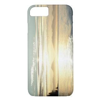 USA, Alaska, Southeast near Ketchikan, sunset. iPhone 7 Case