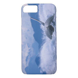 USA, Alaska, Tongass National Forest, Humpback 4 iPhone 7 Case