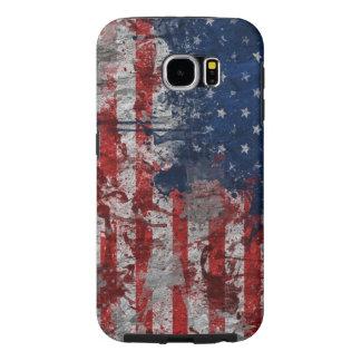 usa american flag samsung galaxy s6 cases