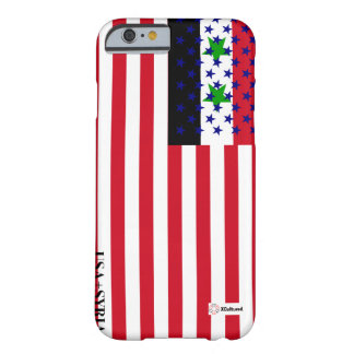 USA and Syria Flag Phone Cover for iphone 6/6s