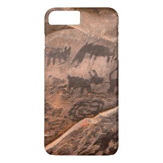 USA, Arizona, Coconino National Forest, Palatki iPhone 7 Plus Case