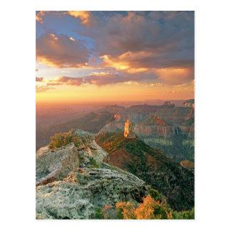 USA, Arizona, Grand Canyon National Park. Point Postcard
