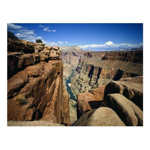 USA, Arizona, Grand Canyon National Park, Postcards