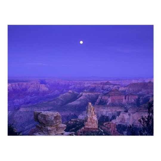USA, Arizona, Grand Canyon National Park. Postcard
