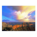 USA, Arizona, Grand Canyon National Park. View Postcard