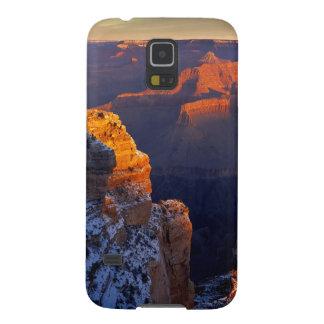 USA, Arizona, Grand Canyon National Park, Winter Galaxy S5 Covers