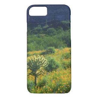 USA, Arizona, Organ Pipe Cactus National iPhone 7 Case