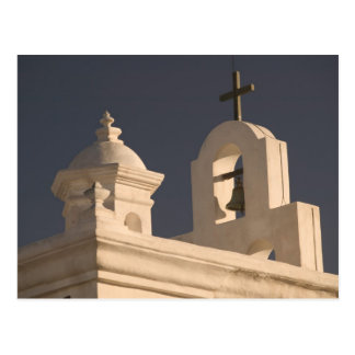 USA, Arizona, Tucson: Mission San Xavier del Bac Postcard