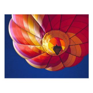 USA, Arizona, Val Vista. A colorful hot-air Postcard