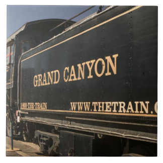 USA, Arizona, Williams: Grand Canyon Railroad Tile