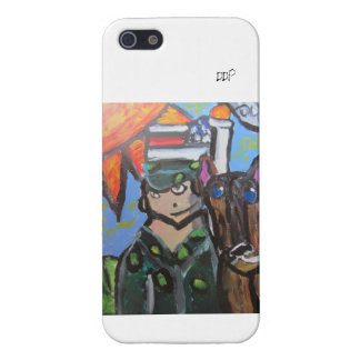 USA art 4 iPhone 5/5S Cases