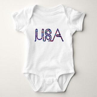 USA Baby Baby Bodysuit