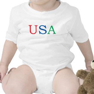 USA  baby onesy Baby Bodysuits
