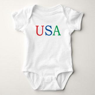 USA  baby onesy Tshirt