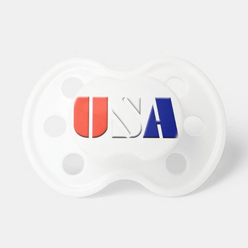 USA Baby Pacifier