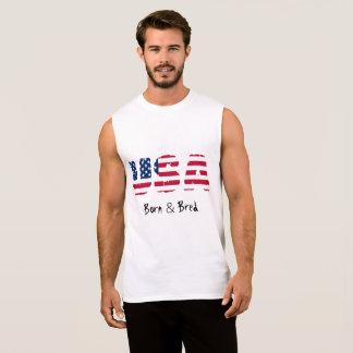 USA Born & Bred shirt