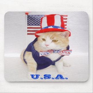 USA Bubba Mousepad