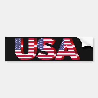 USA Bumber Sticker