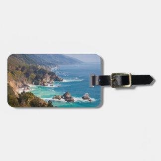 USA, California. California Coast, Big Sur Luggage Tag