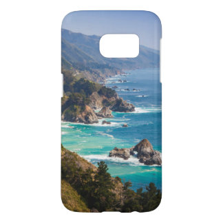 USA, California. California Coast, Big Sur Samsung Galaxy S7 Case