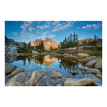 USA, California, Inyo National Forest. 2 Poster