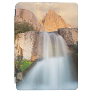 USA, California, Inyo National Forest. Waterfall iPad Air Cover