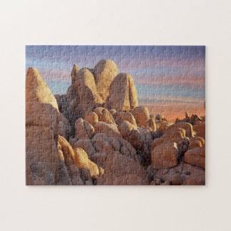 USA, California, Joshua Tree National Park Jigsaw Puzzle