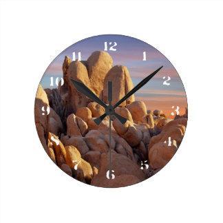USA, California, Joshua Tree National Park Wall Clocks